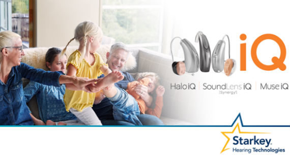 Virtual Reality – Starkey Halo iQ Hearing Aid